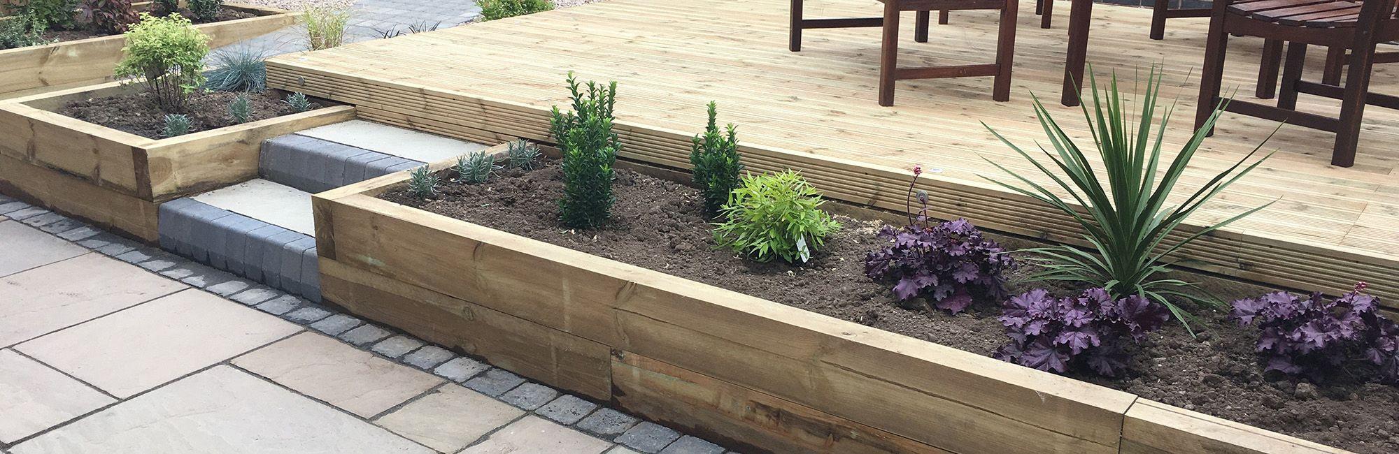 Landscapers Leicester - Garden Design | LandScape