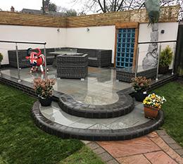 Landscapers Leicester - Garden Design | MCH Landscape